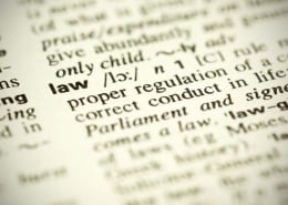 text of definition of law