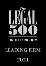 Logo for Leading Firm 2021