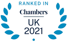 Image showing ranked in Chambers 2021